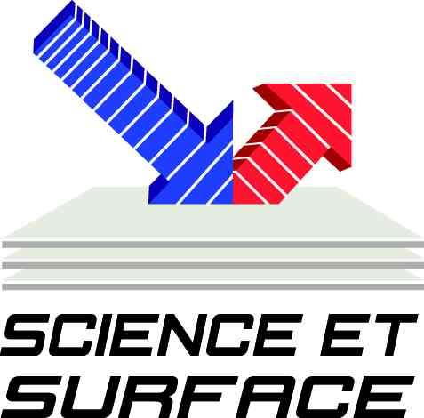 Logo science and surface